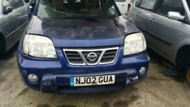 2002 NISSAN X-TRAIL SE PLUS (AUTOMATIC PETROL)