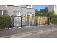 METAL GATES, RAILINGS, HANDRAILS AND REPAIRS