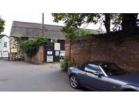 Car Repair/Storage or other Trade Unit for rent with Parking in Chertsey, Surrey