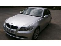 BMW 320d Edition SE Automatic 177 BHP, Titan Silver, Leather, Cameras, Recall Done, MOT Mar 2019