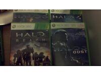 34 Xbox 360 Games Bundle.