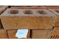 300x red metric bricks