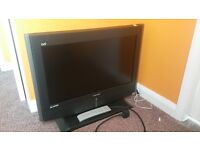 26inch LCD grundig hdmi TV with remote