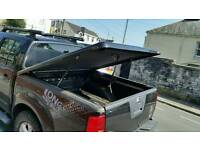 Nissan navara snug top exchange
