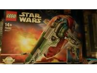 Lego Star wars Boba fetts slave 1