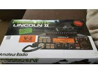 Cb radio president Lincoln mk2