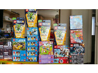 24 Brand New Boxed Unopened mixed selection of Lego + 13 packets of Lego create the world cards