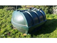 Oil Storage Tank Titan 1200L OFFERS ACCEPTED