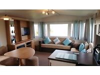 To Let - Lovely well equipped 8 berth Gold Rated Caravan. Situated on Lyons Robin Hood near Rhyl