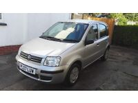 FIAT PANDA 1.2 DYNAMIC 73K insurance group 3 only one previous owner 5 door