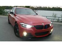 BMW 320D F30 SE SEMI-AUTO 2012 (START-STOP) SAT NAV FULLY LOADED £30 TAX TOP SPEC £8695 Ono