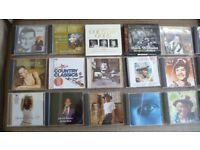 25 Country Music CDs + Two Country Music CD Box Sets