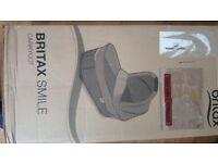 Brittax smile carrycot/pushchair BRAND NEW