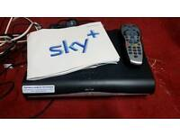 Sky box sky + hd Recorder with Geniune remote fully working