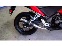 125cc Leo Vince Racing Exhaust system (Loud) £130