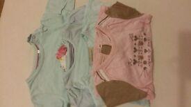 Girls cloths 9-12 months