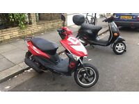 LEXMOTO 50FM 50CC SCOOTER/MOPED LONDON