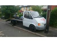 Ford transit smily recovery truck