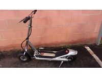 Push along Scooter, Large wheels and tyres, - £35 ono