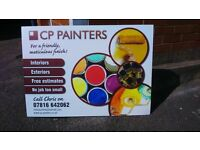 CP PAINTERS