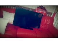 Smart tv Bush broken screen on the inside