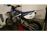 Yz 85 ex racing bike