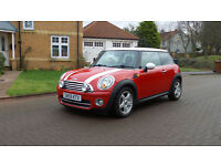 2009 59 MINI HATCH COOPER 1.6 COOPER D 3d 108 BHP*FSH*PART EX WELCOME*FINANCE AVAILABLE*WARRANTY*