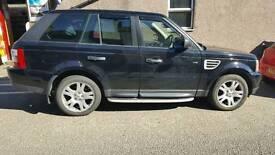Range Rover Sport 2.7 HSE Top Spec
