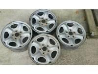 Freelander wheels