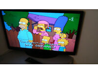 """Bush 32"""" HD Television & Remote, Very good condition, Free Delivery within Shropshire Area"""