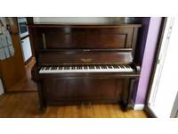 Piano collection only.