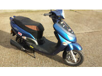 125cc scooter lintex jet
