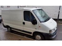 MAN WITH A VAN - CHEAP RATES (STORAGE AVAILABLE)