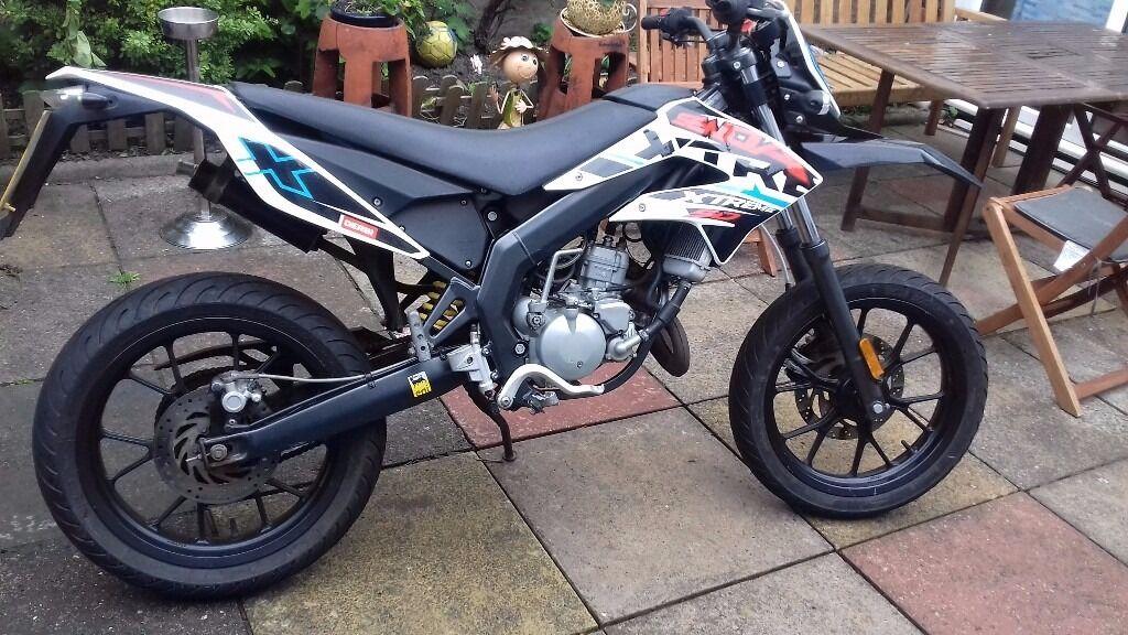 Honda Parts Cheap >> Derbi Senda Xtreme DRD 50cc £1550 | in Wrexham | Gumtree