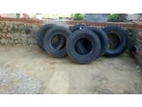 6 Brand New Cooper Discovery ST LT 235/85 R16
