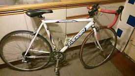 Saracens ventoux road bike