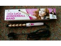 Coco Loco Wonderball Curling Wand