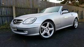 TOTAL PERFECTION,MERCEDES SLK KOMPRESSOR AUTOMATIC ONLY 49000 MILES,cars,vans,classic,bmw,audi,rs,