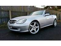 TOTAL PERFECTION,MERCEDES SLK KOMPRESSOR AUTOMATIC ONLY 49000 MILES,cars,vans,classic,bmw,audi,rs,