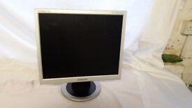 Samsung 14'' PC Monitor Silver