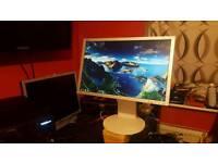 24 inch NEC computer Monitor