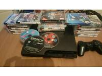 PS3 160GB & 23 GAMES