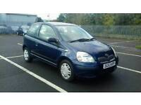 Toyota yaris 1.0 litre full 12 months mot Very cheap to run and insurance hpi clear