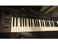 roland alpha juno 1 analog poly synthesizer synth