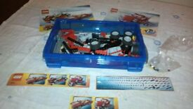 Lorry Lego Set