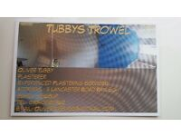 Tubbys Trowel. Experienced plastering services, Call now for a Free Quote!