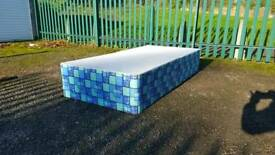 Divan single Bed (delivery available)