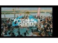 3x 3Day FRESH ISLAND FESTIVAL TICKETS