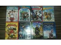 Selection of childrens DVD's