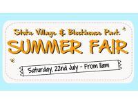 Stoke Village & Blockhouse Park Summer Fair